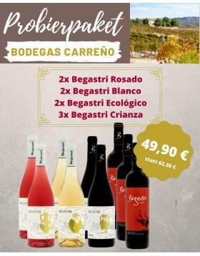 Bodegas Carreño – Weingut Probierpaket