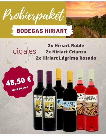Bodegas Hiriart – Probierpaket Weingut