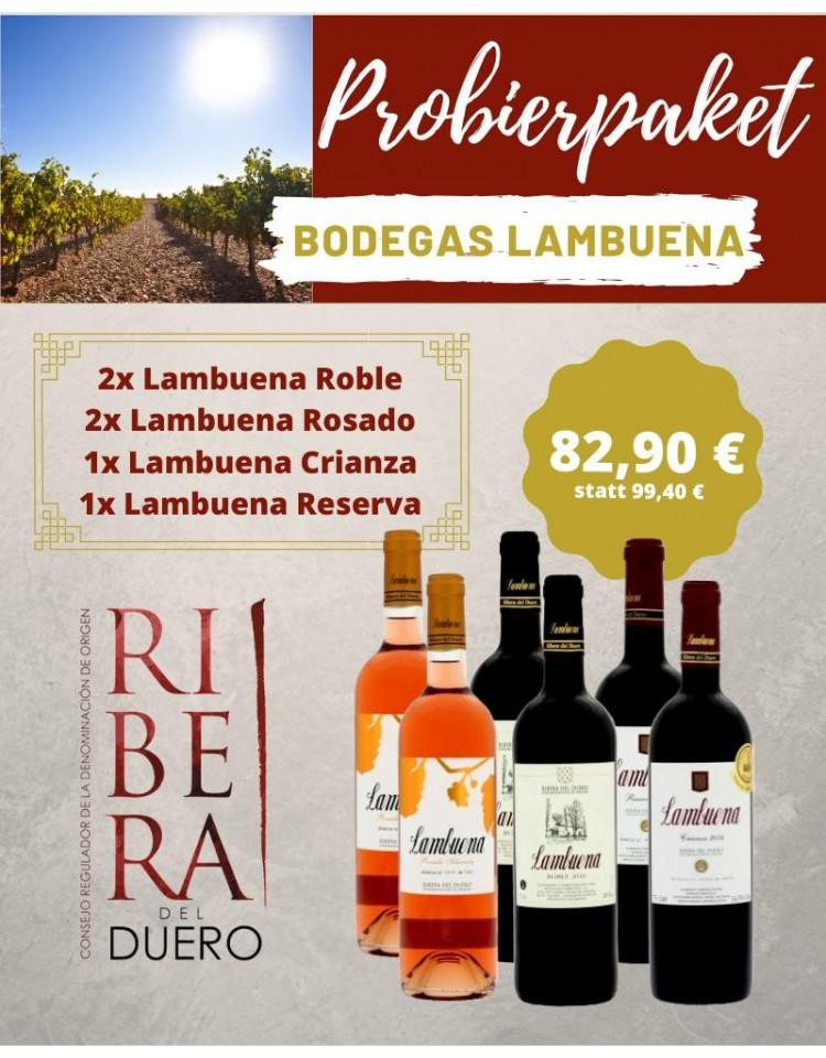 Lambuena Probierpakete Weingüter