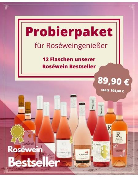 Probierpaket Roséweine
