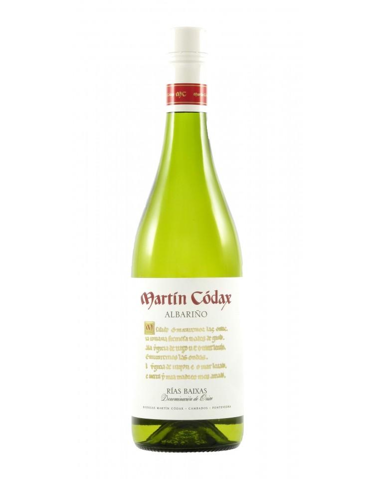 Martin Codax 16 Weisse Albariño