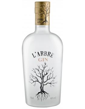Gin L´Arbre Flasche
