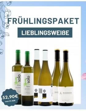 Weißweine für den Frühling
